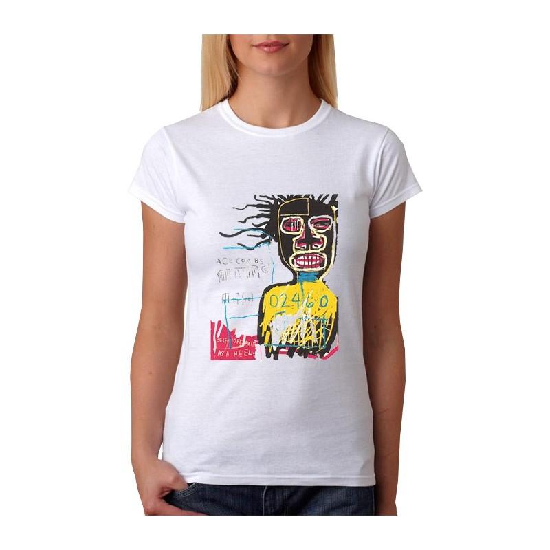 T-Shirt Basquiat