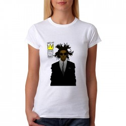 T-Shirts - Basquiat By Vantelturner