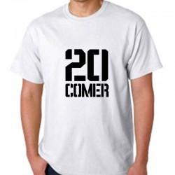 T-Shirts - 20 COMER