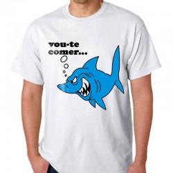 T-Shirts - VOU-TE COMER