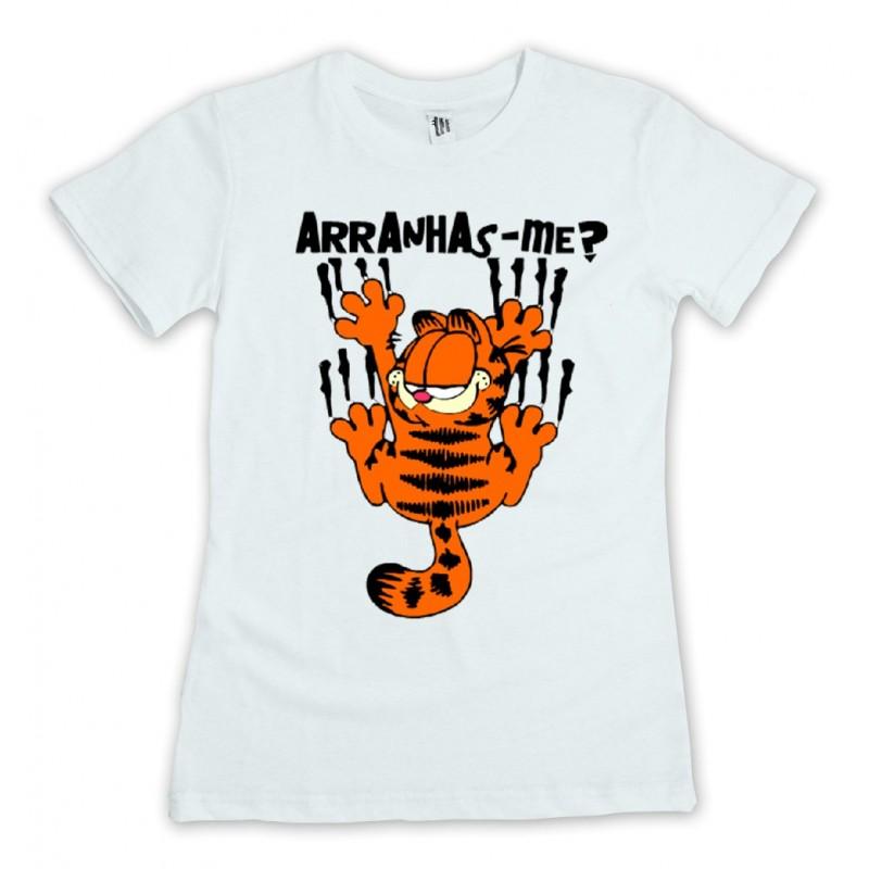 T-Shirts - ARRANHAS-ME?