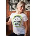 T-Shirts - Fé é Igual a Grãos de Mostarda