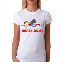 T-Shirts - Super Aunt